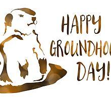 happy groundhog day by maydaze