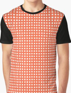 Seamless pattern with square motive Graphic T-Shirt