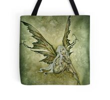 Green Sprite Tote Bag