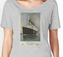 The RMS Olympic Women's Relaxed Fit T-Shirt