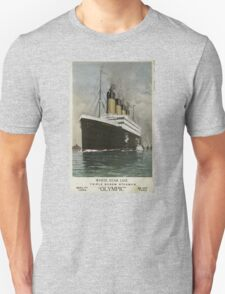 The RMS Olympic T-Shirt
