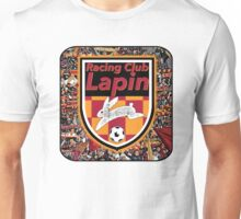 Racing Club Lapin - Red & Orange (crowd) Unisex T-Shirt