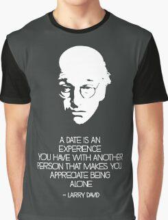 Larry David Graphic T-Shirt