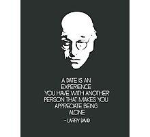 Larry David Photographic Print