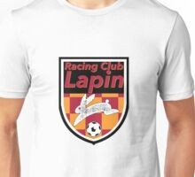 Racing Club Lapin - Red & Orange Crest Unisex T-Shirt