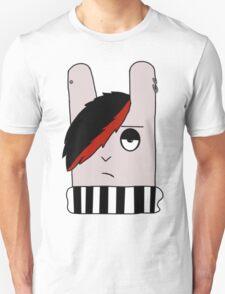 Emo Bunny Unisex T-Shirt