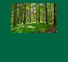 An Emerald Forest Unisex T-Shirt