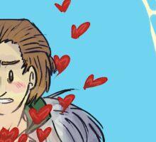 Anders Falling in Love Sticker
