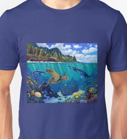 Bali Hai Reef Unisex T-Shirt