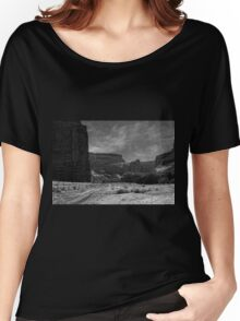 The Long Road Women's Relaxed Fit T-Shirt
