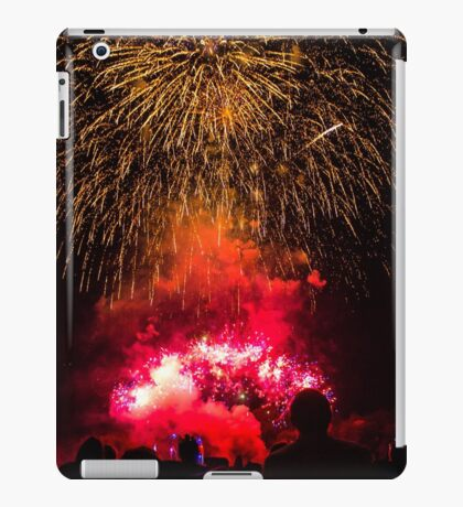 Exploding Finale iPad Case/Skin