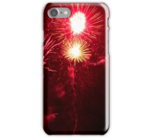 Exciting Red iPhone Case/Skin