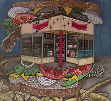 The All Star Sandwich Bar by Richie Montgomery
