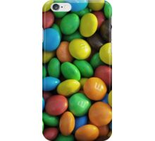 M&M's candy. Sweet treats iPhone Case/Skin