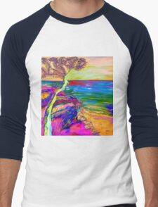 Looking out to sea. T-Shirt
