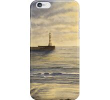 Roker Lighthouse iPhone Case/Skin