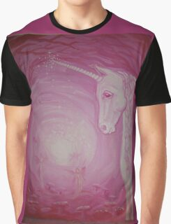 Young Unicorn Guide Graphic T-Shirt