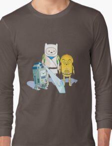 Star Wars Adventure Time Long Sleeve T-Shirt