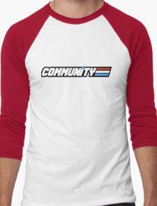 Community G.I Joe Men's Baseball ¾ T-Shirt