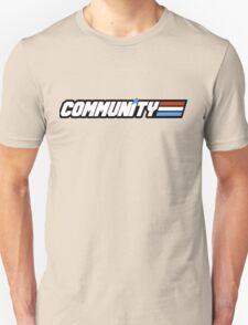 Community G.I Joe Unisex T-Shirt