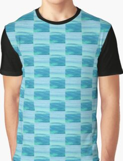 Sea surface background Graphic T-Shirt