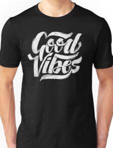 Good Vibes - Feel Good T-Shirt Design Unisex T-Shirt
