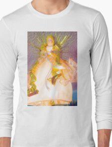 Gold Angel I Long Sleeve T-Shirt