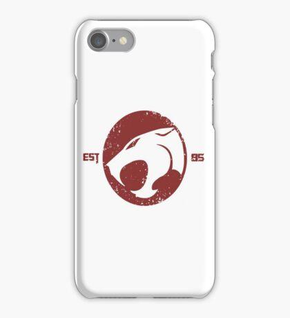 Legendary Thundercats  iPhone Case/Skin