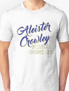 Aleister Crowley! Unisex T-Shirt