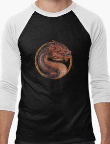 Mortal Kalamities Men's Baseball ¾ T-Shirt