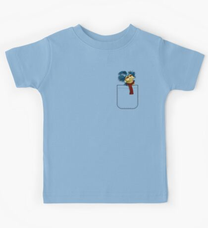 Say 'Allo To My Little Friend Kids Tee