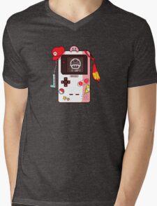 1 UP Mens V-Neck T-Shirt