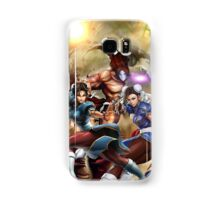 Street Fighter X Tekken and Chun li legends Phone Case Samsung Galaxy Case/Skin