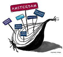Amsterdam, the big onion (experimental) by ripinsky