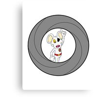 00-Mouse  Canvas Print
