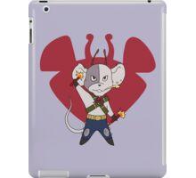 Biker mice Vincent iPad Case/Skin