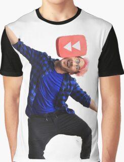 YouTube Rewind 2015 Markiplier  Graphic T-Shirt