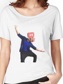 YouTube Rewind 2015 Markiplier  Women's Relaxed Fit T-Shirt