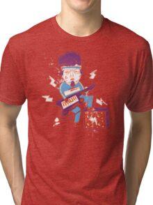 The 80's Rock Tri-blend T-Shirt