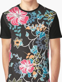 Floral Pattern #34  Graphic T-Shirt