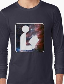 Libraries are out of this world Long Sleeve T-Shirt