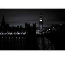 Gothic Night Photographic Print