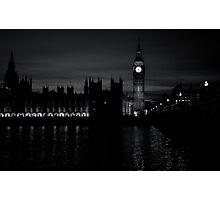 Gothic Night Photographic Print