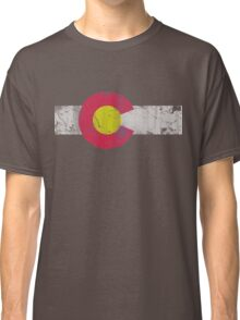 Vintage State Flag of Colorado Classic T-Shirt