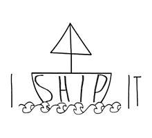 I SHIP IT by sophieclaflin