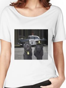 """☞ º°""""˜`""""°☜♥☞ BAD BOYS TAKEN FROM THEME SONG-POLICE DOGS THROW PILLOW ☞ º°""""˜`""""°☜♥☞ Women's Relaxed Fit T-Shirt"""