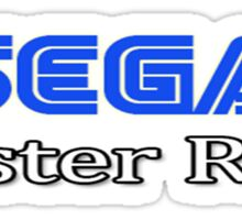 Sega Master Race Sticker