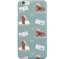 NeNe Leakes: Rich/Poor Pattern iPhone Case/Skin