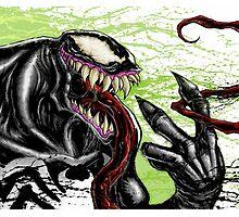 Venomous by AMNCLOTHING