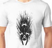 Umbreon ブラッキー Inky Design Unisex T-Shirt